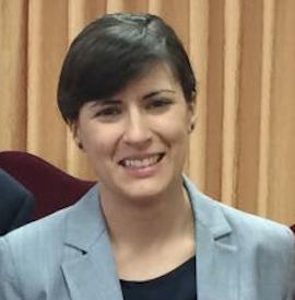Raquel Vaquero Cristóbal (SPAIN)