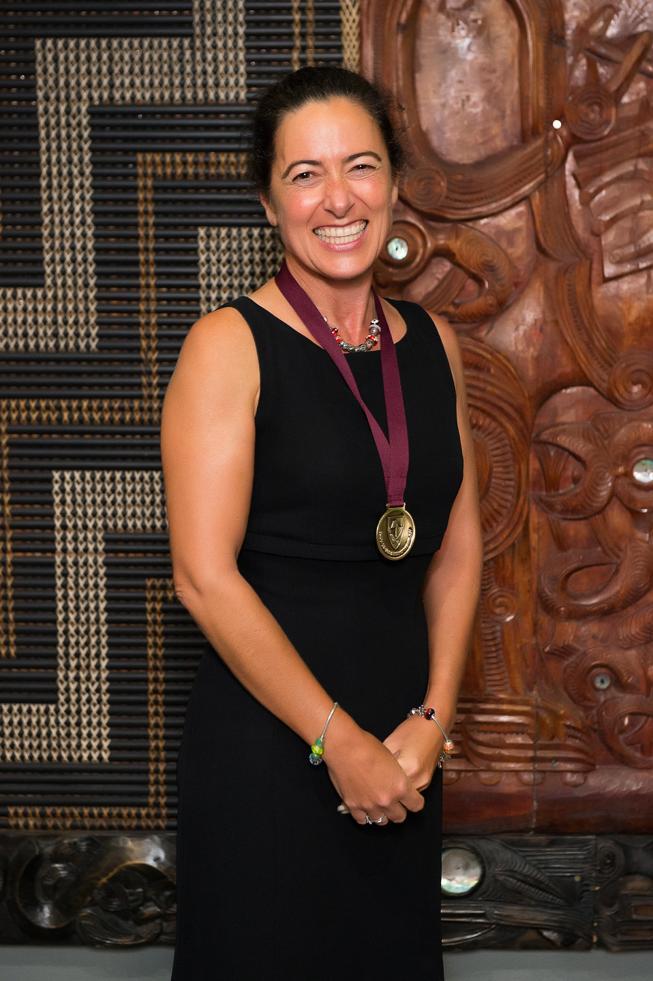 Patria Anne Hume (NZL)