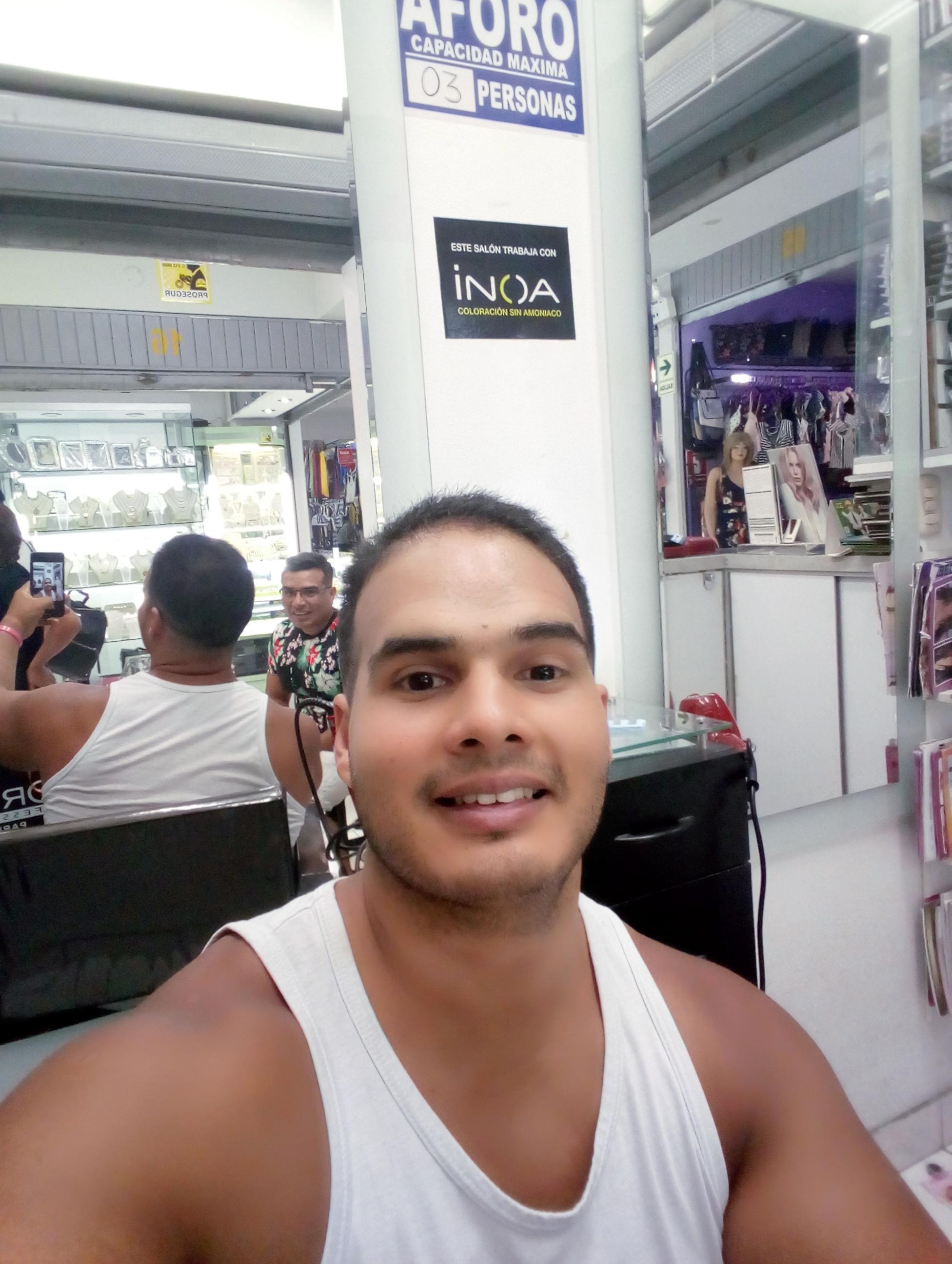 Renzo Patricio  Marres Egoavil